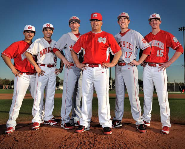 Head coach Burt Call enters his 15th season at Mater Dei and he's put together a 2013 team with two potential MLB Draft picks and a solid pitching lineup.