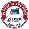 MaxPreps/USA Football Players of the Week Nominees for October 3-9, 2016