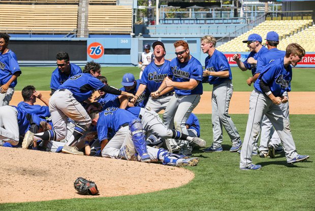 El Camino Real moved into the rankings after winning a section title at Dodger Stadium.