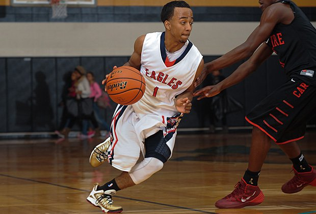 Nolan Bilbo and Atascocita moved into the No. 8 spot in this week's Texas Top 25 rankings as the Eagles continue to move through the playoffs.