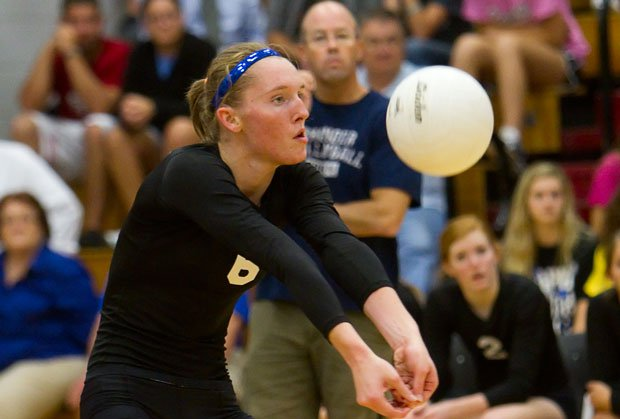 Kadie Rolfzen and her twin sister Amber have taken Papillion-LaVista South to the top of the prep volleyball world. The two soon-to-be Nebraska Cornhuskers are our co-Players of the Year.