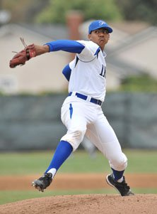 Brandon Bonilla is headed to Arizona State if he doesn't sign a pro contract following the June draft.