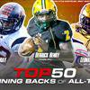 Top 50 high school running backs of all time