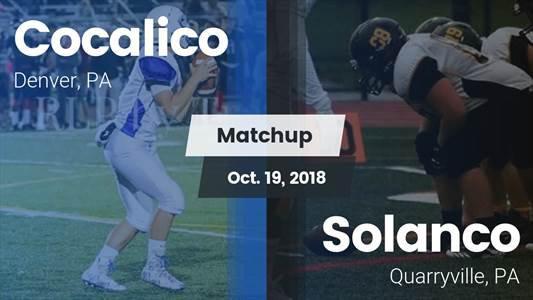 Football Game Recap: Solanco vs. Cocalico