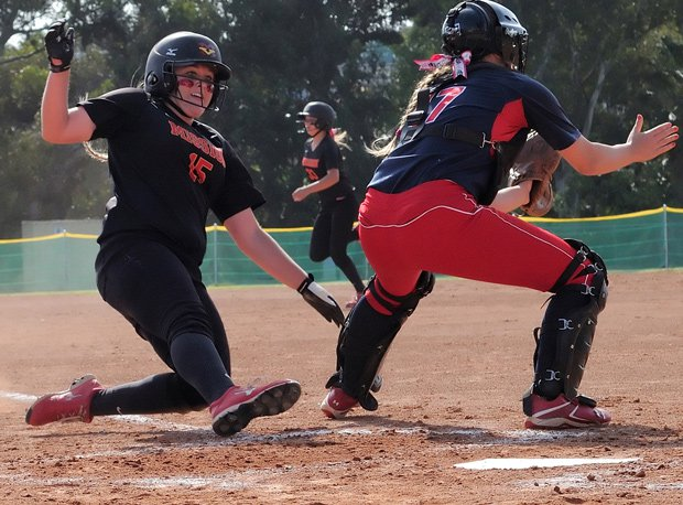 Alysha Everett and Mission Viejo have continued to win, as they still hold the top spot in the rankings.