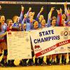 Sandia girls volleyball caps remarkable season with state championship