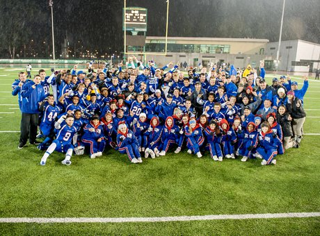 Folsom's dream ending to Saturday's game would be this, however there is still one game to be played for either team — the State Bowl Open Division title in Carson on Dec. 15.
