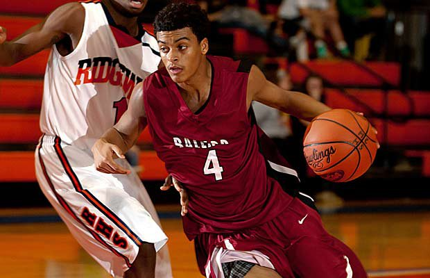 Quentin Snider hopes to lead Ballard, Kentucky's No. 2 team, to a state championship this season.