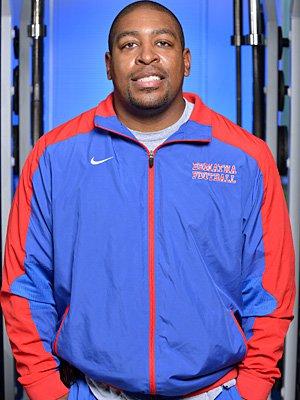 Elijah Brooks, DeMatha head coach