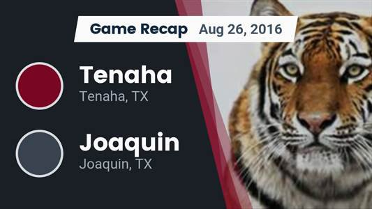 Football Game Preview: Tenaha vs. Timpson