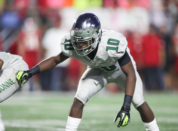 Anthony Beavers Jr. is planning to graduate early from Narbonne and enter USC next winter.