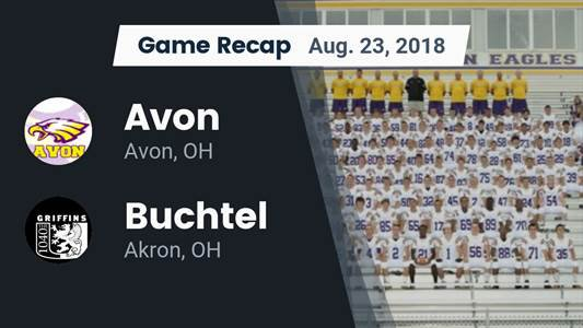 Football Game Recap: North vs. Buchtel