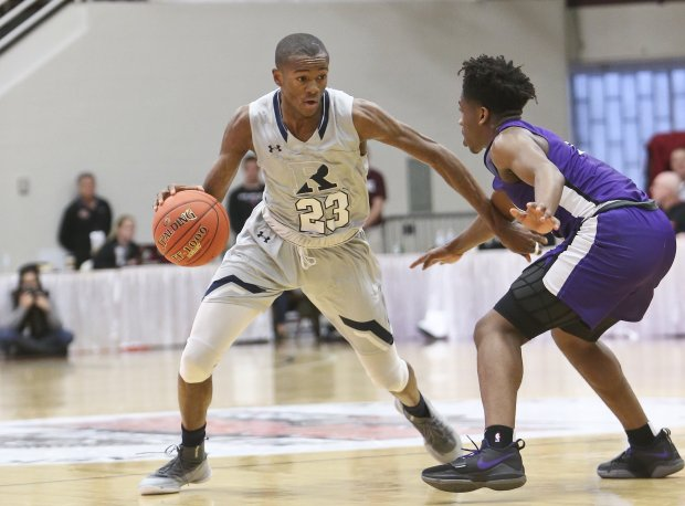 Elite prospects like Scottie Lewis of Ranney (N.J.) may represented by agents while still in high school in the near future.