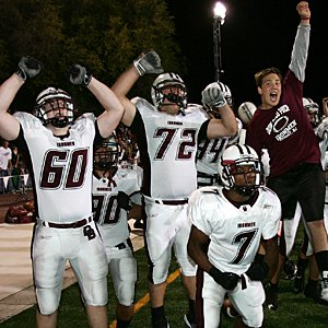 Don Bosco celebrates their win over De La Salle in 2008