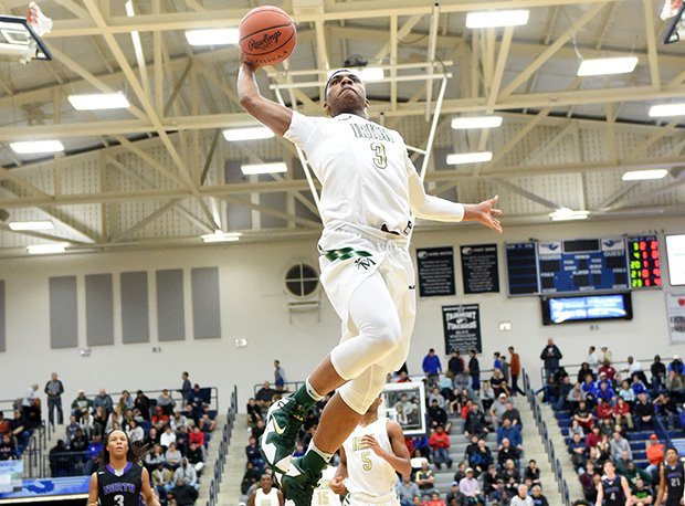Akron St. Vincent-St. Mary senior Jayvon Graves had 40 points, 17 rebounds and 12 assists in a pair of regional tourney wins.