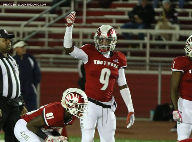 Trotwood-Madison linebacker Daylon Morgan helped the Rams capture the Division III state title last year.