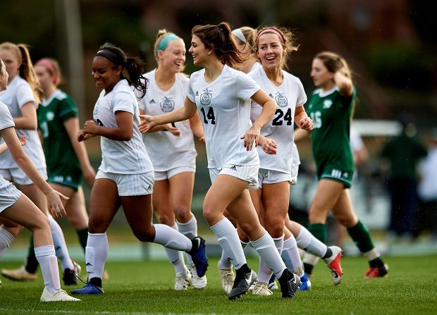 McIntosh girls soccer won the Georgia state title and finished No. 7 in the nation.