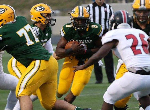 St. Edward is one of Ohio's top ranked big schools.
