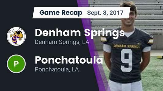 Articles - Denham Springs Yellowjackets Football (LA)