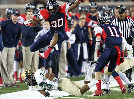 Allen came up with a huge win last week against previous No. 1 DeSoto and hopes to win Saturday's championship game.
