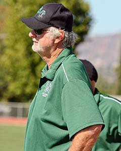 Head coach Pat McInally has assembled  a staff of former pro football players to help lead Brethren Christian.