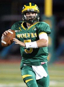 Zach Kline has thrown 21 touchdowns and just four interceptions this season.