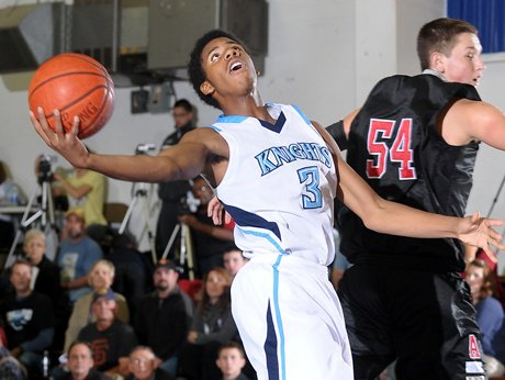 Austin Armstead and Bullard High are a state title contender that sometimes get lost in the NorCal-SoCal shuffle. After losing in the SoCal Regional title game last season, the Knights are hoping to take the next step.