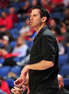 Coach Tony Amundsen, Bullard