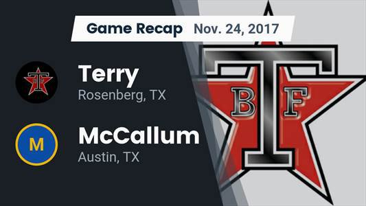Football Game Preview: McCallum vs. Calallen