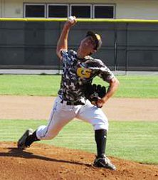 Jacob Payne has allowed only one earned run in 53 innings.