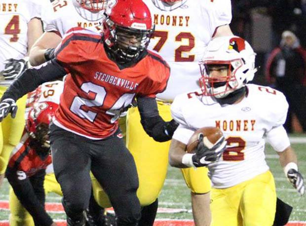 Defending state champion Steubenville and Cardinal Mooney are two of the favorites in Region 13.