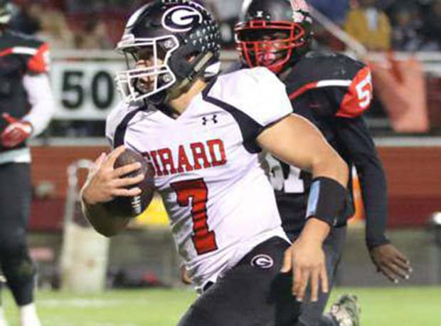 Girard will ride reigning OPSWA D-IV state offensive player of the year Mark Waid.