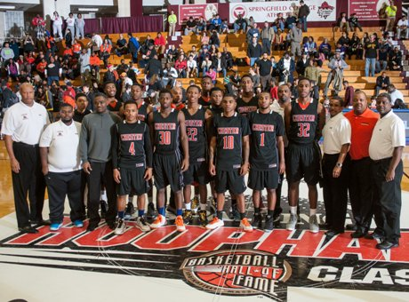 Chester proved it is still the top dog in the Philadelphia area by beating Neumann-Goretti on Sunday.