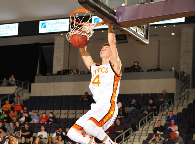 Dane Kuiper of Corona del Sol is not afraid to take a big shot, and that should pay dividends in the playoffs.