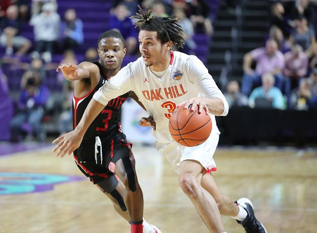 Cole Anthony, Oak Hill Academy
