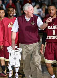 MaxPreps.com's National Coach of the Year, Bob Hurley of St. Anthony.