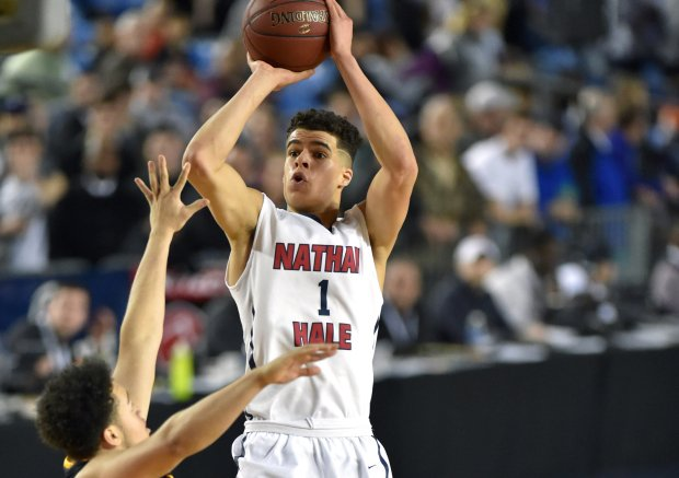 After going 3-18 in 2015-16, Michael Porter Jr. turned Nathan Hale of Seattle into a state champion.