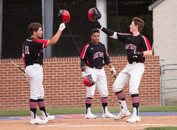 Lake Travis sits atop the baseball composite rankings.