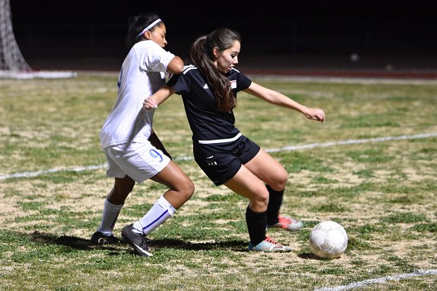 Empire sophomore Theresa Octaviano has played nearly every position during her 12 years in organized soccer and believes defense is the toughest and most reward position.