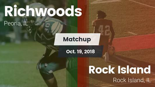 Football Game Recap: Rock Island vs. Richwoods