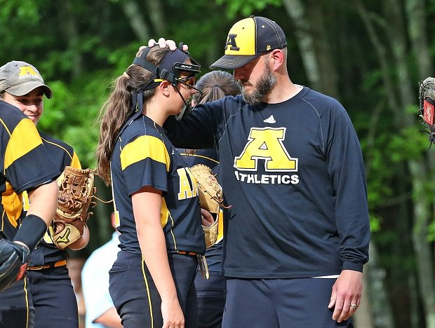 Amity Regional won the Connecticut LL state softball title.