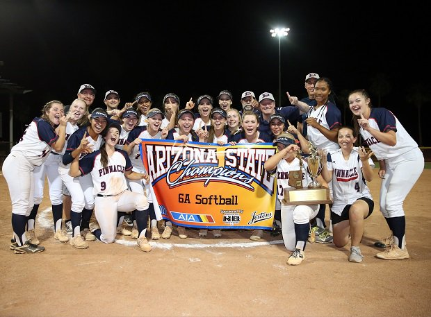 Pinnacle grabbed the Arizona 6A state crown.