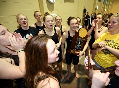 Last season, Fossil Ridge celebrated its second Class 5A state title in the past three years. The Sabercats graduated only one state champion and are the overwhelming favorites to repeat in the big-school classification.