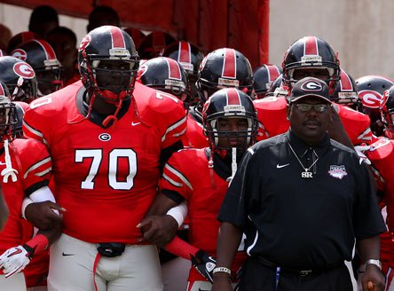Teams from the inner cities face budget constraints that can prevent football programs from being competitive. Coach Ted Ginn has kept Glenville (Cleveland) at a high level.