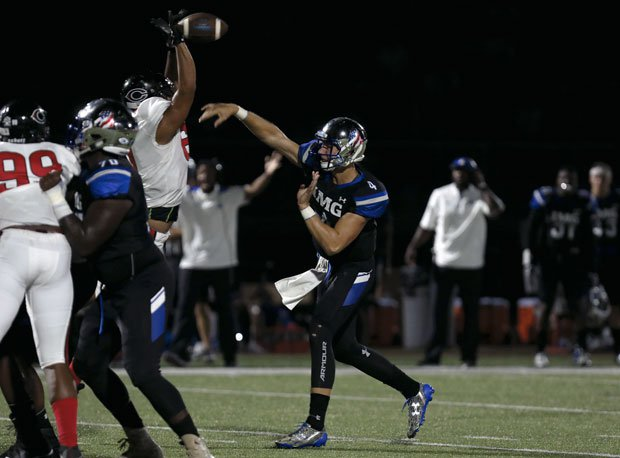 IMG Academy took care of Centennial (Corona) with a 40-20 win on Saturday.