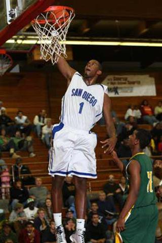 Jeremy Tyler at the 2008 MaxPreps Holiday Classic.