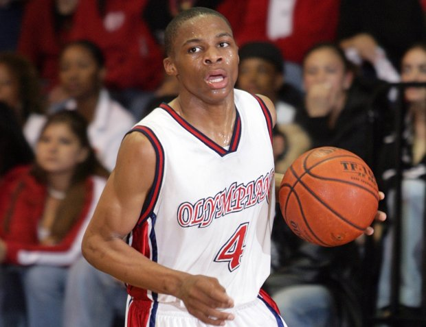 Russell Westbrook went from under the radar to star in two seasons at UCLA.