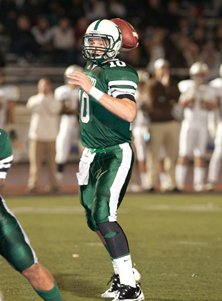 Keller Chryst, a MaxPreps Junior All-American in 2012, is son of  49ers' quarterback coach Geep  Chryst.