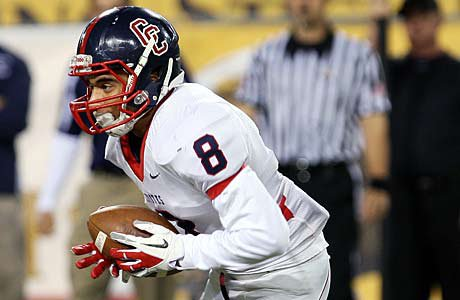 Jalen Ortiz is one of several talented Arizona prep players to head out of state for college.