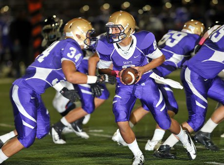 JoJo Hudson and St. Augustine will face Madison for an almost-certain Regional Bowl Games bid.